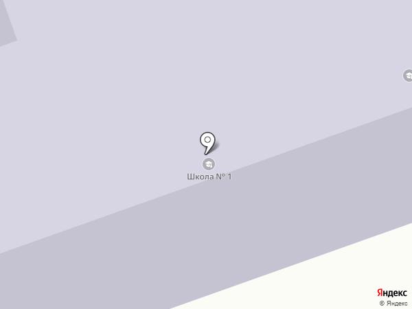 Начальная общеобразовательная школа Агаповского района на карте Агаповки