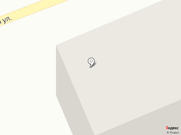 Самурай на карте Агаповки