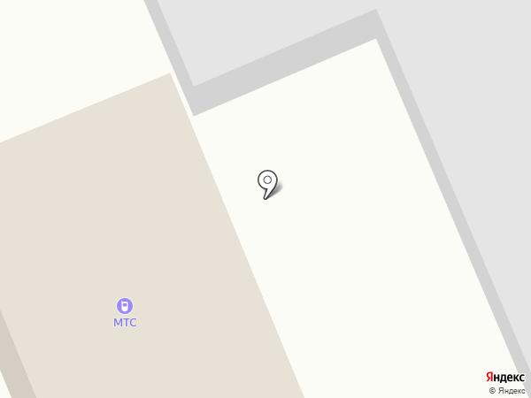 Ветеринарная аптека на карте Агаповки