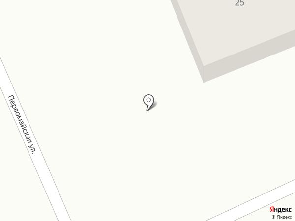 Тройка на карте Агаповки