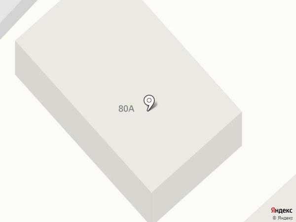 Мелкие пески на карте Верхнеуральска