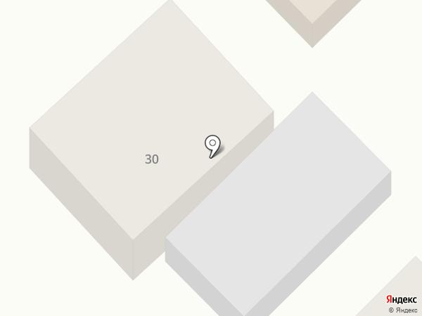 Магазин ритуальных товаров на карте Верхнеуральска