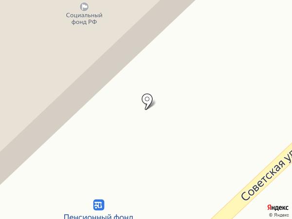 Комплексный центр социального обслуживания населения Верхнеуральского района на карте Верхнеуральска