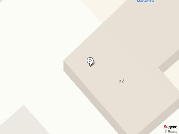 Уют на карте Верхнеуральска