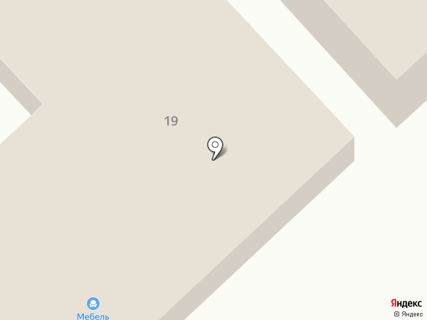 Пристань на карте Верхнеуральска