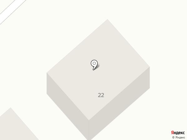 Продуктовый магазин на карте Верхнеуральска