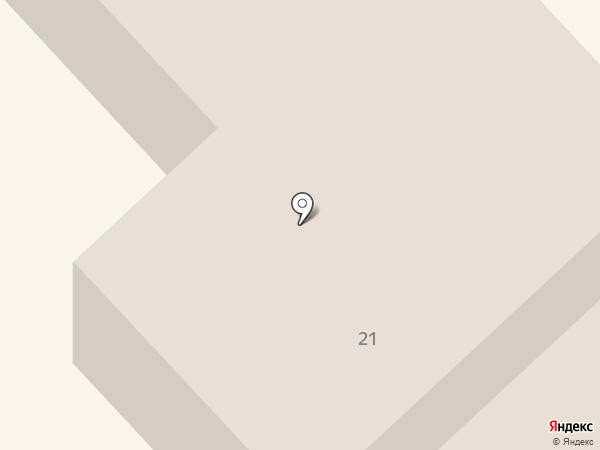Магазин одежды на карте Верхнеуральска