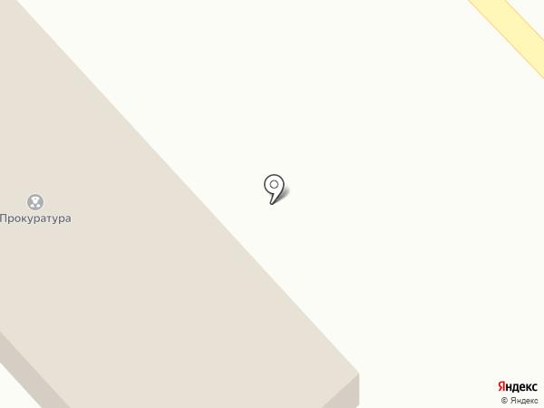 Прокуратура Верхнеуральского района на карте Верхнеуральска