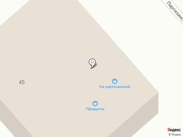 Людмила на карте Верхнеуральска