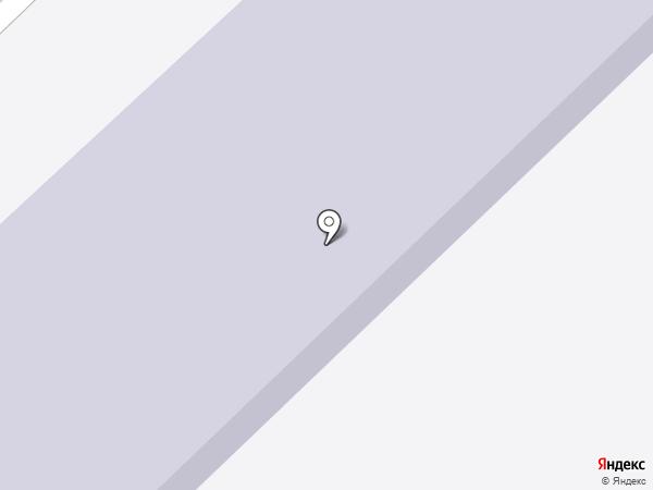 АВГУСТ на карте Верхнеуральска