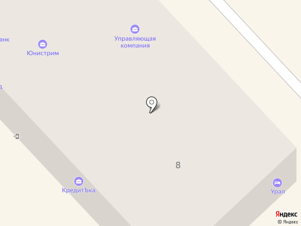 Ваш Ломбард на карте Верхнеуральска