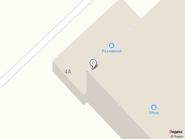 Qiwi на карте Верхнеуральска