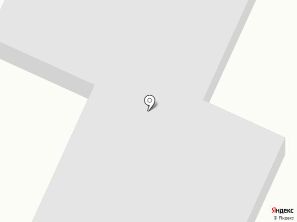 Верхнеуральский дом-интернат для престарелых и инвалидов на карте Верхнеуральска