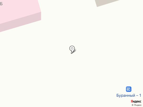 Ситно на карте Буранного