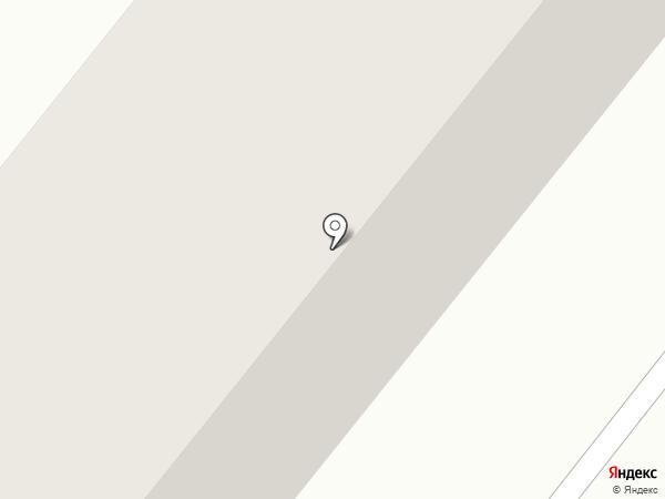 Парикмахерская на карте Буранного