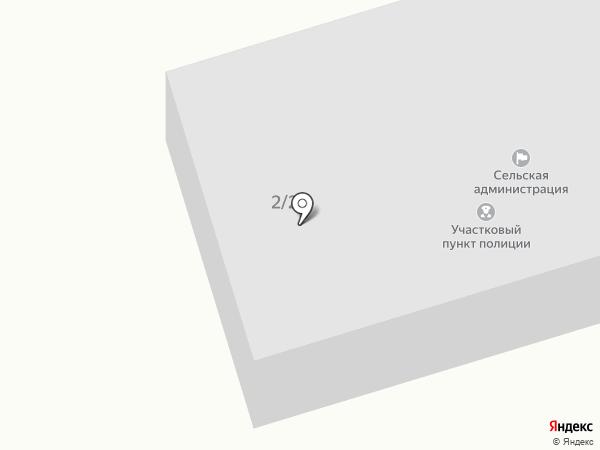 Приход Иконы Донской Божией Матери на карте Буранного