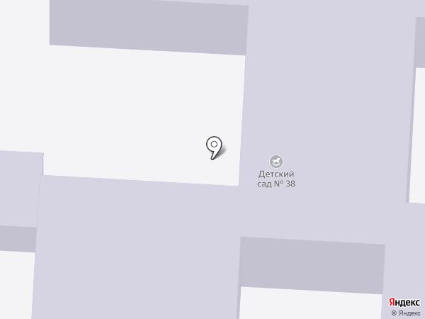 Детский сад №93 на карте Златоуста