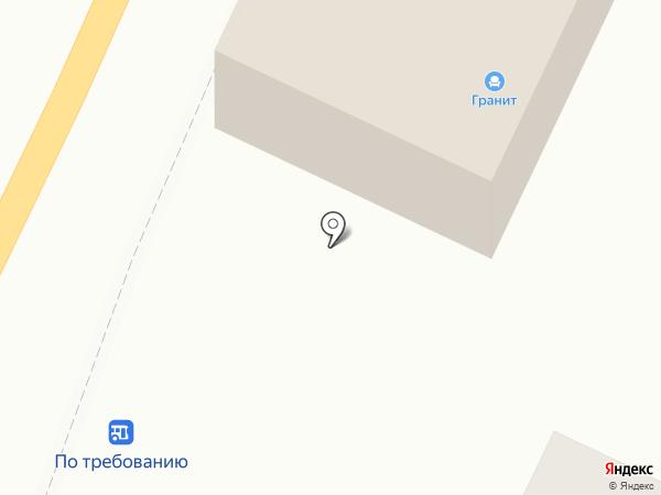 Мебельный салон на карте Златоуста