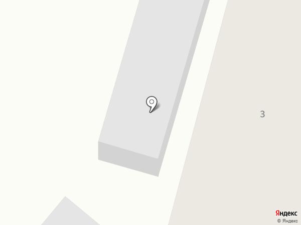 Участковый опорный пункт полиции №6 на карте Златоуста