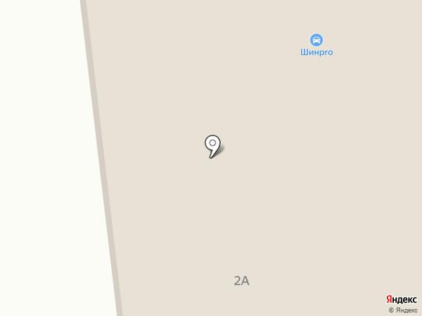 Металлург на карте Златоуста