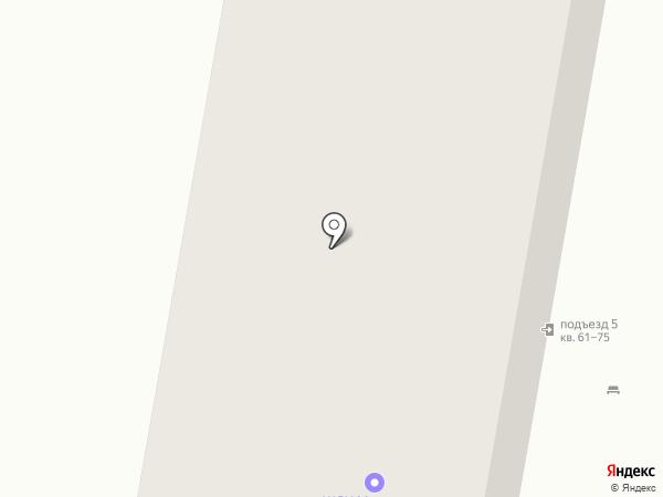 Металлург, ЖСК на карте Златоуста