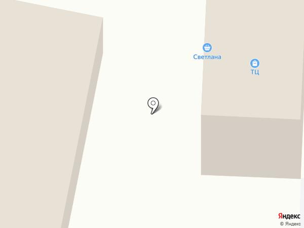 Интерсвязь на карте Златоуста