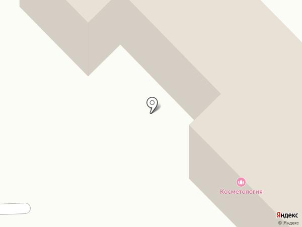 Камея на карте Златоуста
