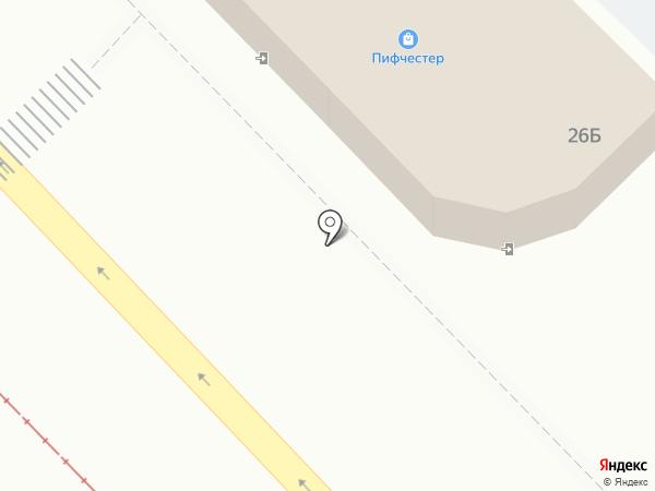 Медика на карте Златоуста