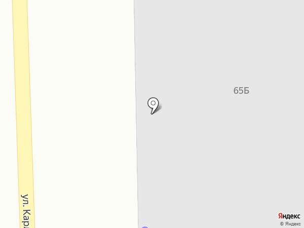 Банкомат, ТрансКредитБанк на карте Златоуста