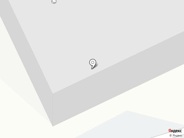 Завод Златоустовских металлоконструкций на карте Златоуста