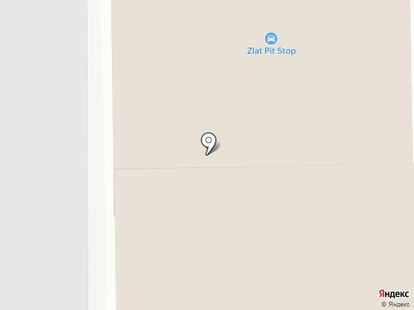 Zlat Pit Stop на карте Златоуста