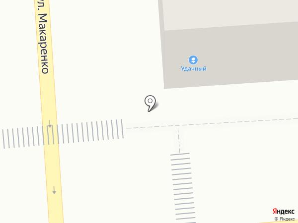 АсМи на карте Златоуста