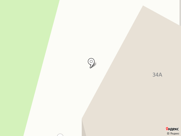 Домашний на карте Златоуста