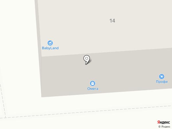Антошка74 на карте Златоуста