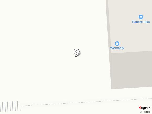 Womanly на карте Златоуста