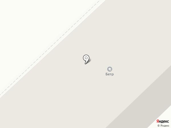 БЕТР на карте Златоуста