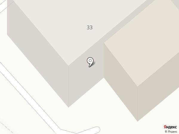 ATV-Златоуст на карте Златоуста