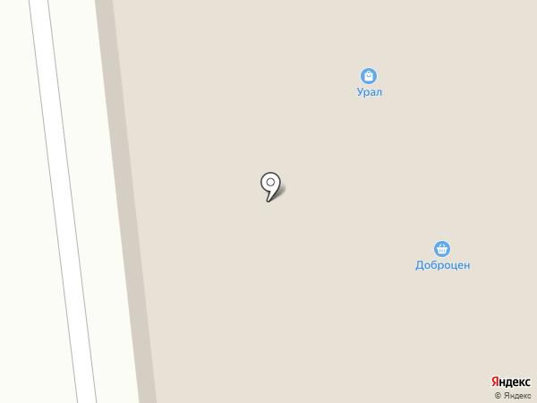 Момент фото на карте Златоуста
