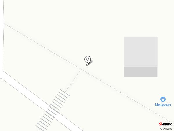Михалыч на карте Златоуста