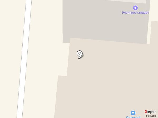 Монтаж-Сервис на карте Златоуста