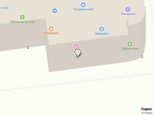 Центр коммерческой недвижимости на карте Златоуста