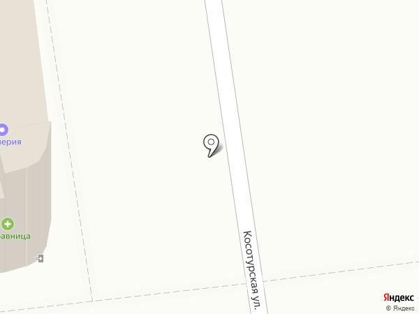Фастфудный киоск на карте Златоуста