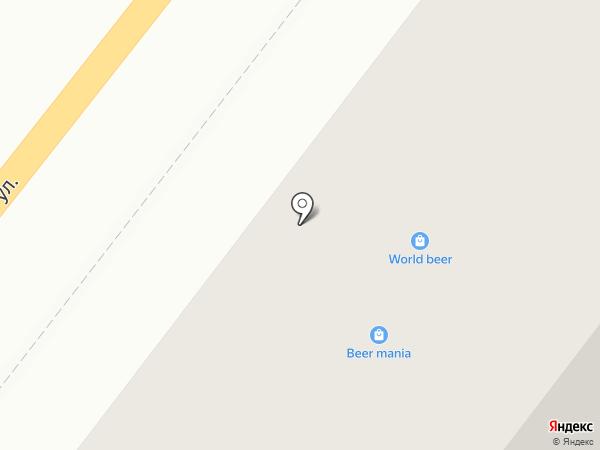 Душевный на карте Златоуста
