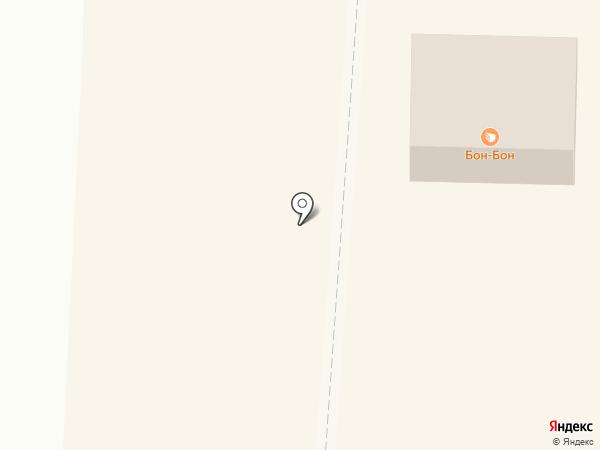 Бон Бон на карте Златоуста