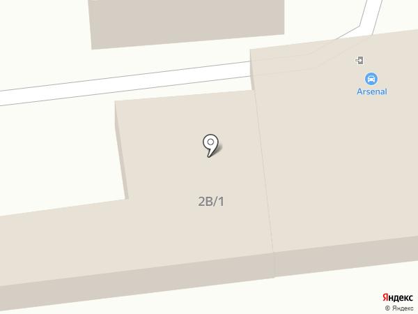 Мелисса на карте Златоуста