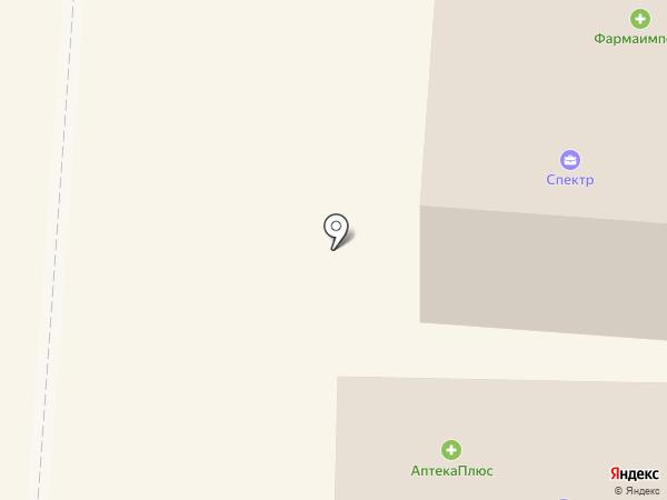 Александра на карте Златоуста