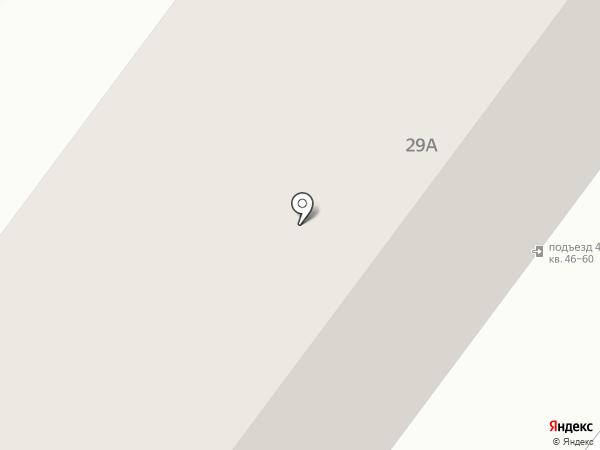 Искра, ЖСК на карте Златоуста