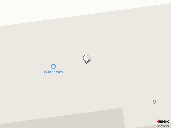 Восток-Сервис на карте Златоуста