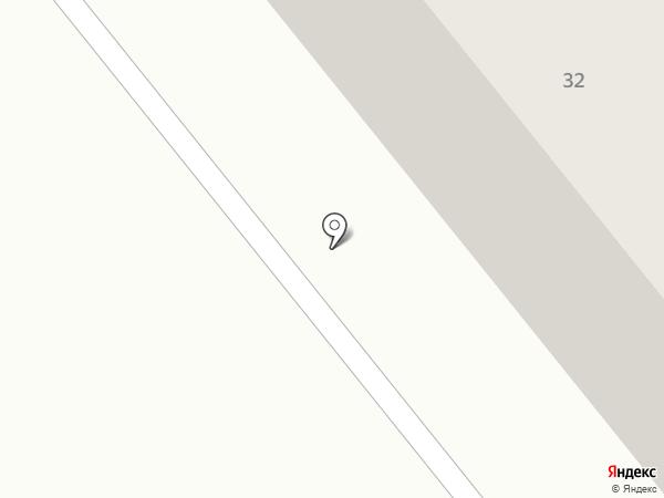 Малинка на карте Златоуста