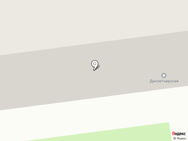 Диспетчерский пункт трамвайного управления на карте Златоуста